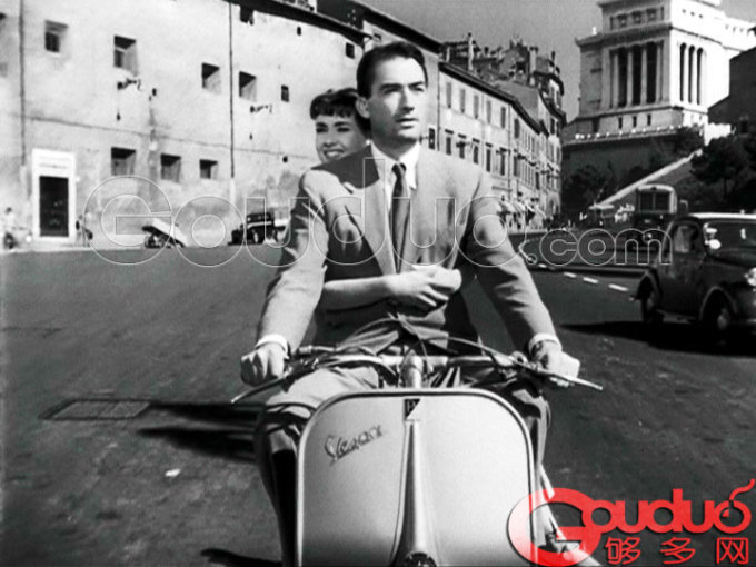 跟着电影去旅行 罗马假日