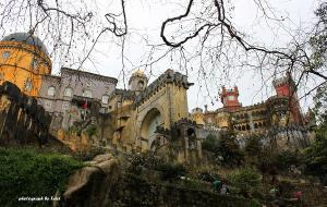 【里斯本图片】雨中的辛特拉和另一个辛特拉(Sintra)