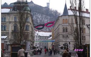 【卢布尔雅那图片】【斯洛文尼亚】别样的首都心脏面貌(22P)