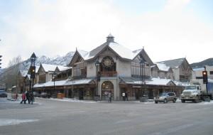 【班夫国家公园图片】落基山脉的灵魂——Banff(一) 09圣诞之行