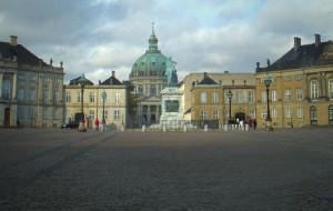 【哥本哈根图片】城堡+港口+自行车 = 哥本哈根