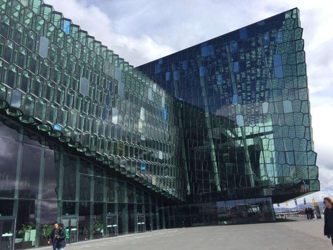 冰岛酒店玻璃屋