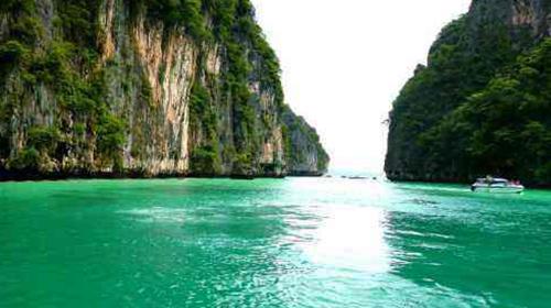 天津直飞泰国甲米 普吉岛 斯米兰6天5晚跟团游(下单即