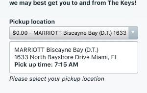 【基韦斯特图片】从迈阿密去基韦斯特,如何网上订巴士票。