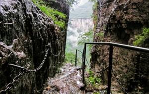 【太行山图片】徒步穿越南太行(八里沟-抱犊-锡崖-王莽岭-郭亮),关于河南的记忆