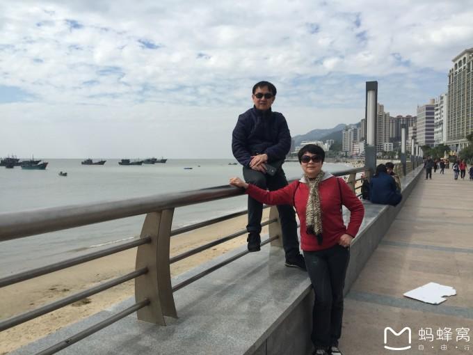 2017年春节武汉自驾汕头南澳七日游