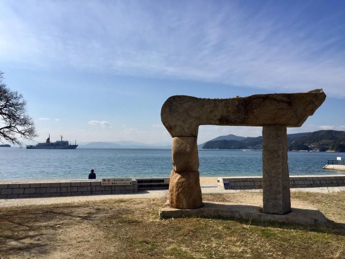 直播:濑户内海之小豆岛,直岛