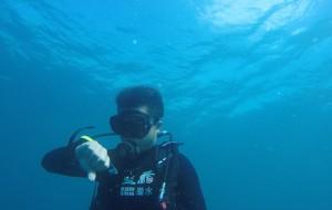 【海豚湾图片】从OW到AOW——在菲去不可的PG岛化身海豚🐬