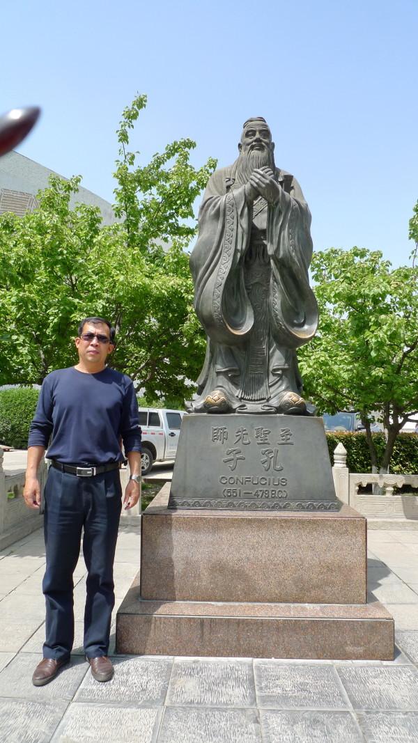 山东省旅游 曲阜旅游攻略 孔子六艺城  将孔子周游列国十四个春秋的