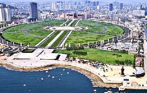 【辽宁图片】大连星海广场和龙王塘赏樱