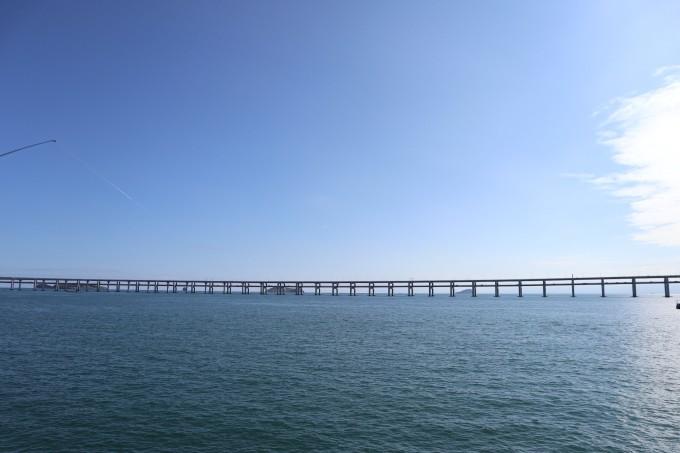大连星海海边风景