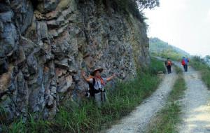 【河池图片】日暮变天轿子坡 热情好客白竹坨——侧岭探路登山记3