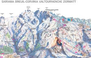 意大利娱乐-切尔维尼亚滑雪场
