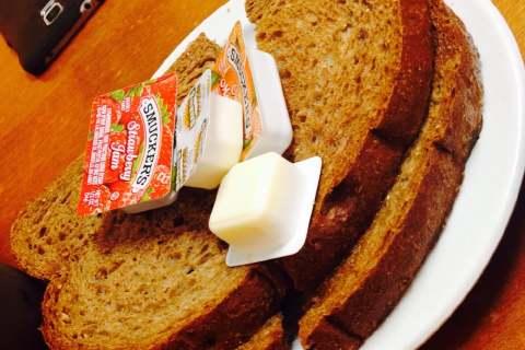 蜂窝玉米饼手绘