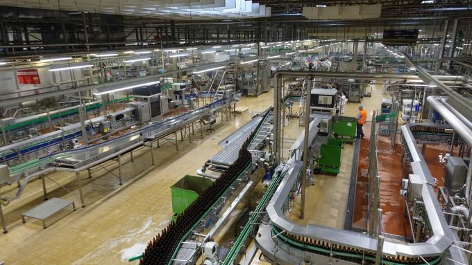 皮尔森啤酒工厂