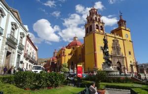 【墨西哥图片】中南美洲46天(之三)瓜纳华托--风姿绰约的小山城