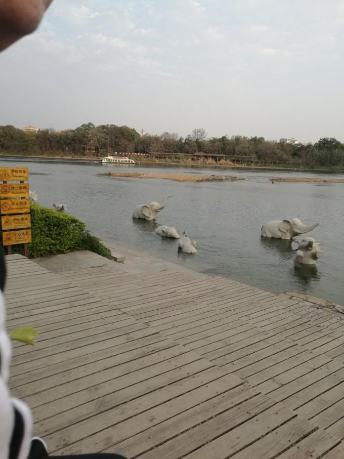 桂林机场到象山风景区