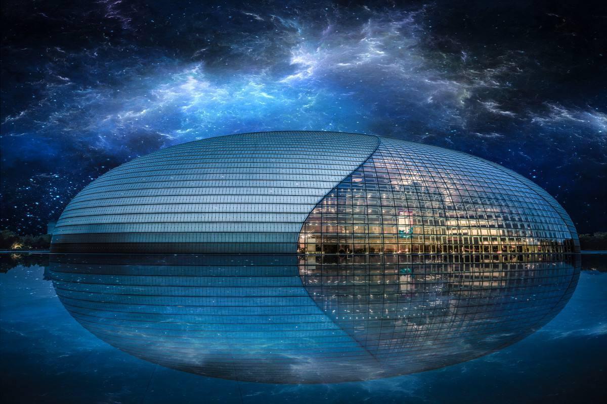 中国最美十大建筑,鸟巢只能排第七