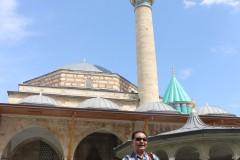 土耳其埃及十八天探险之旅...伊斯兰教圣地梅芙拉娜博物馆随拍