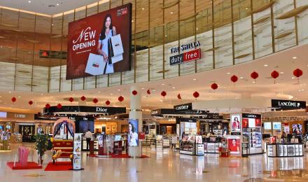 泰国 普吉岛b线 新罗免税店自助餐+购物 +接送
