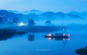【新安江图片】新安奇雾