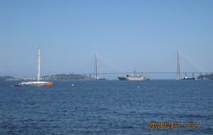 【海参崴图片】做远航水手,从远东的港口⋯