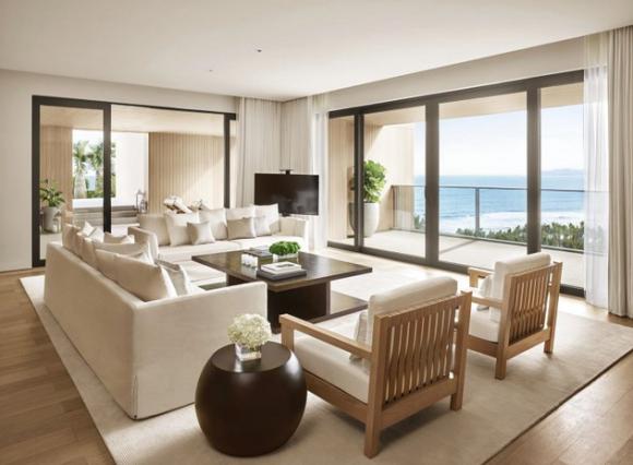 酒店简介  三亚艾迪逊酒店坐落于热带天堂海南岛——海棠