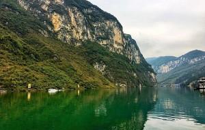 【重庆图片】望一江冬水绿,得一颗宁静心【巴蜀,湘西,着急忙慌的逃霾之旅】
