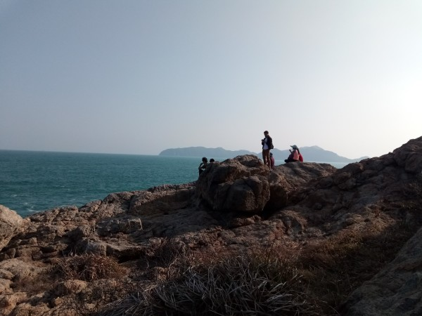 闲走深圳之海岸篇14:穿越海柴角