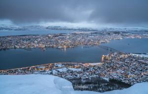 【挪威图片】[南山Nathan]北方,是挪威的雨