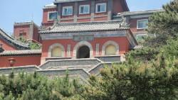 泰山景点-孔子庙