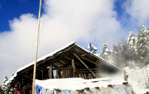 【太白山图片】太白何苍茫(四)之雪色无痕,待续