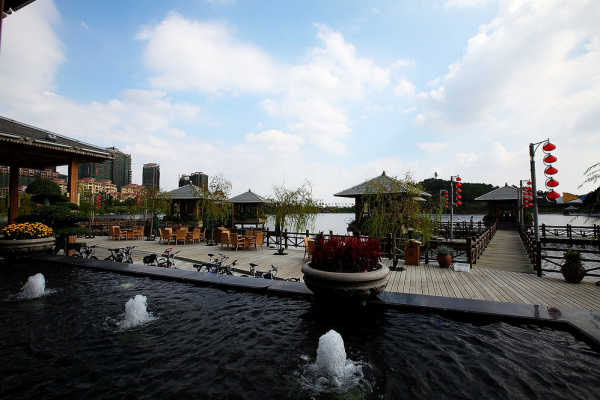 泉州惠安,聚龙小镇图片
