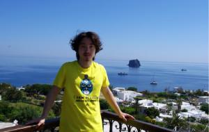 【西西里图片】奥德赛.Stromboli火山征服之旅(意大利斯特龙博利岛行记)
