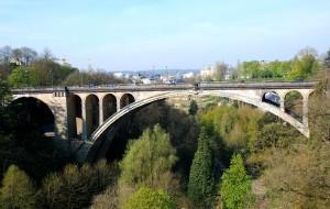 【卢森堡图片】在风景如画的卢森堡巧遇潘基文
