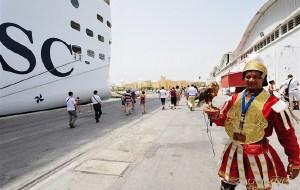 【突尼斯图片】2011年7月地中海邮轮 D7突尼斯Tunisi《AQUA旅行》