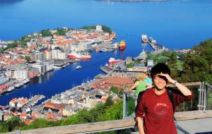 【挪威图片】一路向北 只身赴挪威