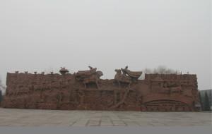 【许昌图片】许昌灞陵桥:曹操与关羽的故事