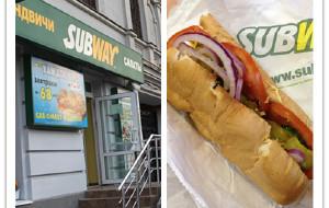 莫斯科美食-Subway