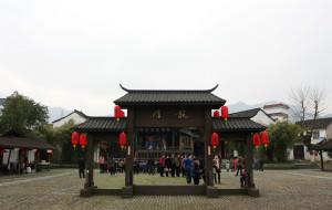 【龙门古镇图片】孙权故里---龙门古镇