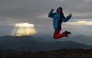【绵阳图片】千佛山—无云海日出,生命之旅足矣
