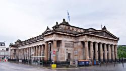 爱丁堡景点-苏格兰国家美术馆(National Gallery of Scotland)