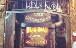 巴塞罗那美食-Los Caracoles
