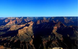 【科罗拉多大峡谷图片】Time To Go——在大峡谷翻滚吧骚年! 美国西部孤身冒险自驾之旅(二)大峡谷南缘2日攻略