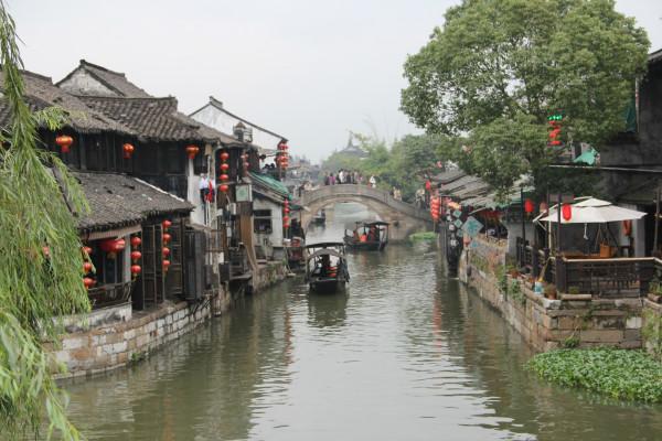 江南水乡之西塘 乌镇