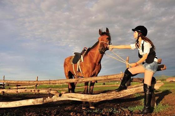 7.28坝上草原骑马纵驰,欣赏草原野性风光,找到属于你自己的那