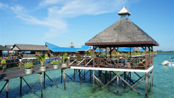 仙本那娱乐-Singamata海上度假村 Singamata Adventures & Reef Resort