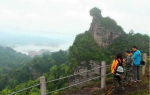 【三明图片】福建泰宁丹霞 猫儿山 大金湖 寨下大峡谷 李家岩
