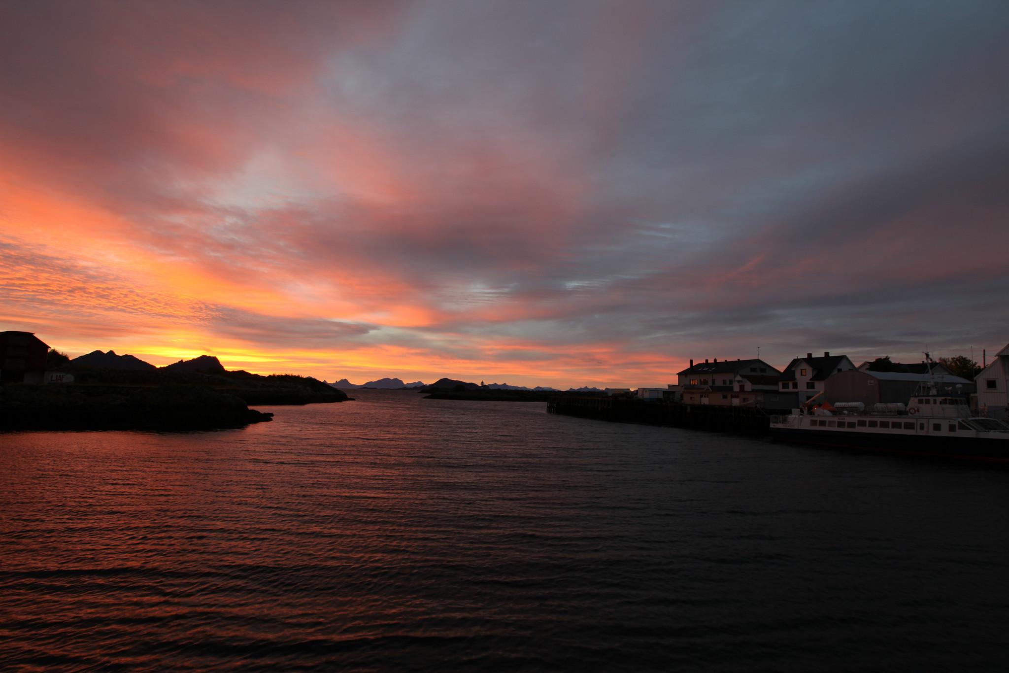 挪威---斯瓦尔巴群岛(北纬79度):深度自游行(6) 罗弗敦群岛