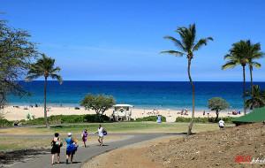 夏威夷娱乐-Hapuna Beach State Recreation center
